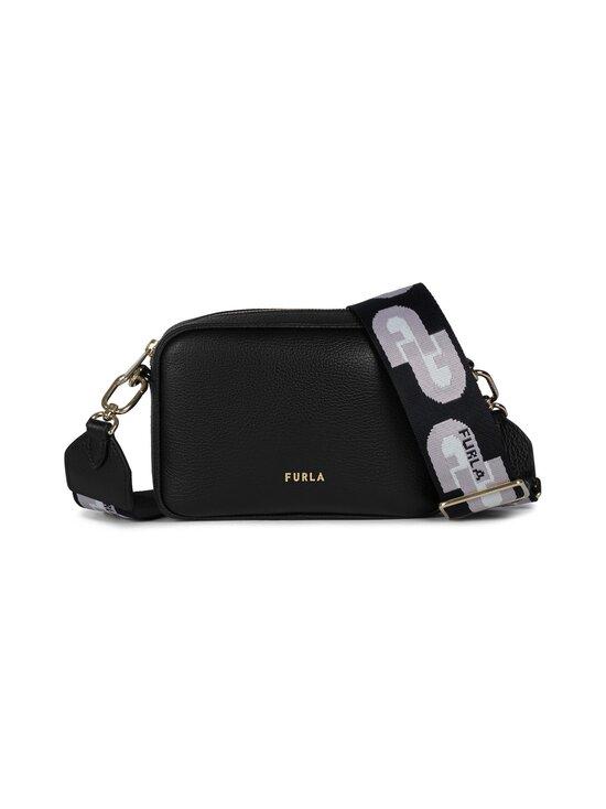 Furla - Real Mini Camera Case -nahkalaukku - O6000 NERO | Stockmann - photo 1