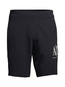 ARMANI EXCHANGE - Bermuda-collegeshortsit - 1510 NAVY | Stockmann