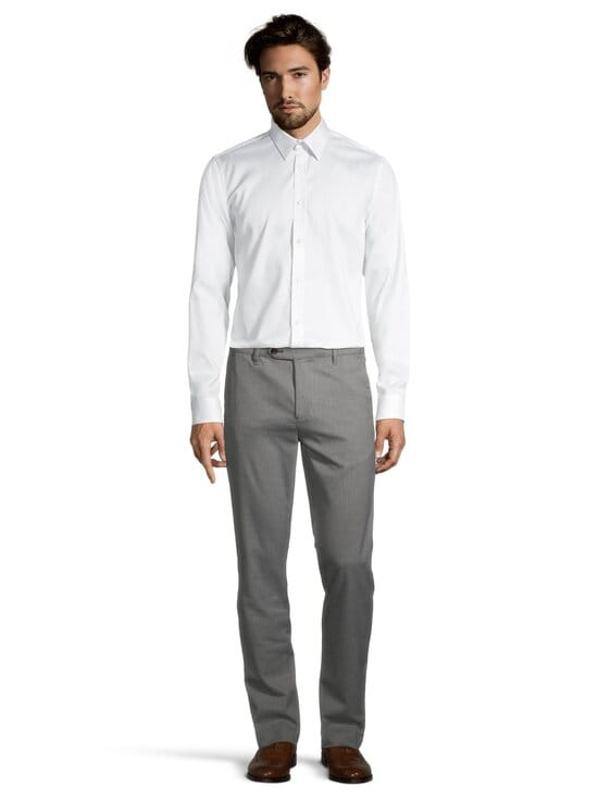 Ted Baker London - Bugabo Slim Fit -housut - 03 CHARCOAL | Stockmann - photo 2