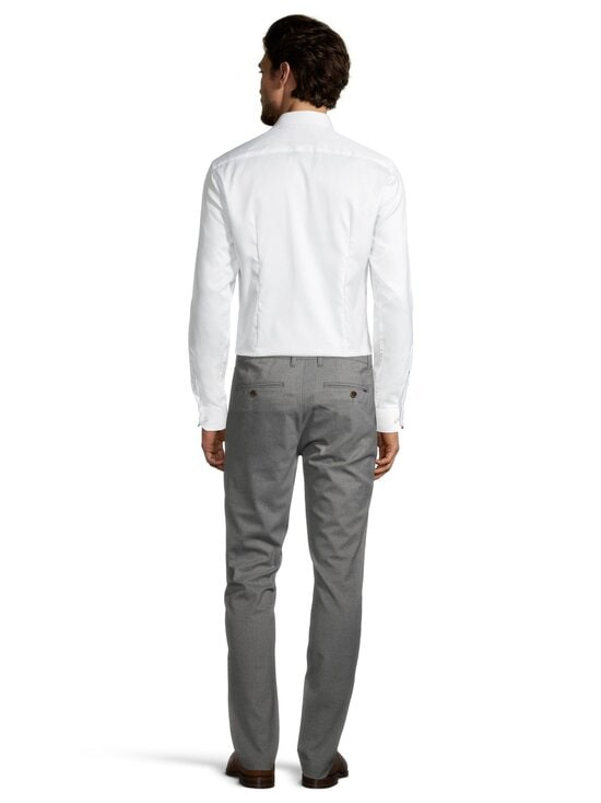 Ted Baker London - Bugabo Slim Fit -housut - 03 CHARCOAL | Stockmann - photo 3