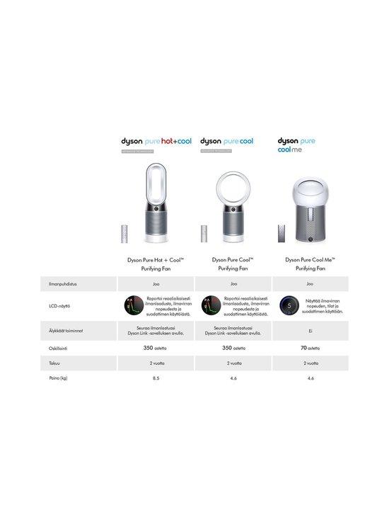 Dyson - Pure Cool DP04 Air Purifier Table -ilmanpuhdistin - WHITE (VALKOINEN/HOPEA) | Stockmann - photo 10