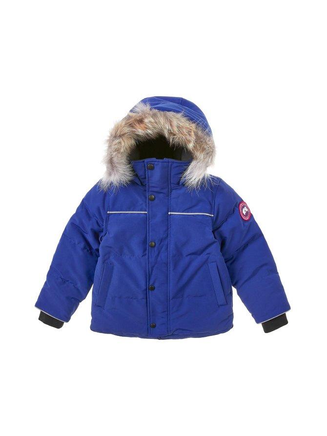 Snowy Owl Parka -untuvatakki