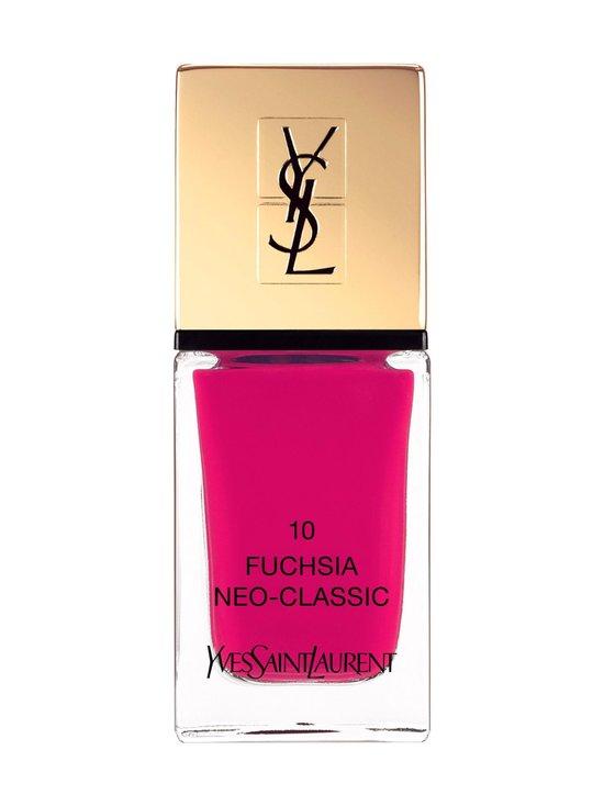 Yves Saint Laurent - La Laque Couture -kynsilakka - 10 FUCHSIA NEO-CLASSIC | Stockmann - photo 1
