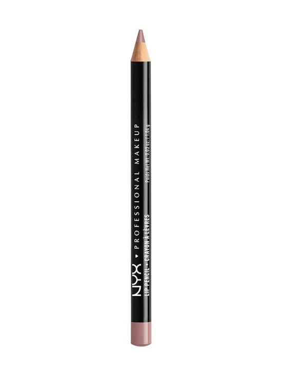 NYX Professional Makeup - Slim Lip Pencil -huultenrajauskynä - 809 MAHOGANY | Stockmann - photo 1