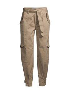 Tomorrow - Brown Cargo Pant -housut - 76 CAMEL | Stockmann