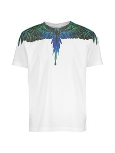 MARCELO BURLON - Wings Regular -paita - WHITE | Stockmann