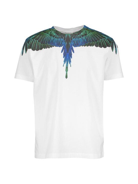 MARCELO BURLON - Wings Regular -paita - WHITE | Stockmann - photo 1
