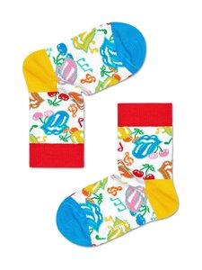 Happy Socks - Kids Rolling Stones -sukat - 1300-WHITE | Stockmann