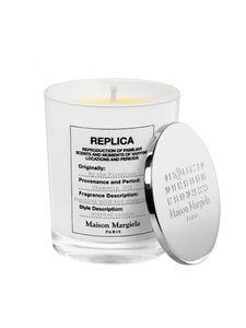 Maison Margiela - Replica By The Fireplace -tuoksukynttilä 165 g - null | Stockmann