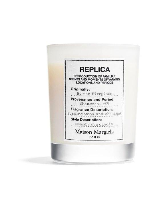 Maison Margiela - Replica By The Fireplace -tuoksukynttilä 165 g - NOCOL | Stockmann - photo 1