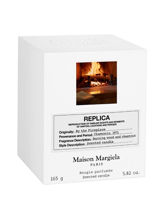 Maison Margiela - Replica By The Fireplace -tuoksukynttilä 165 g - NOCOL | Stockmann - photo 3