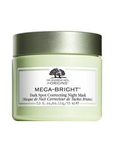 Origins - Dr. Weil Mega Bright Dark Spot Correcting Night Mask -yönaamio 75 ml | Stockmann