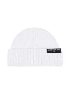 Calvin Klein Bags & Accessories - Docker Beanie -pipo - YAF BRIGHT WHITE | Stockmann