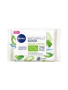 NIVEA - Naturally Good Face Cleansing Wipes -puhdistusliinat 25 kpl - null | Stockmann