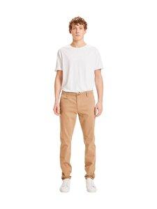 Knowledge Cotton Apparel - Joe Slim Stretched -chinot - 1019 TUFFET | Stockmann