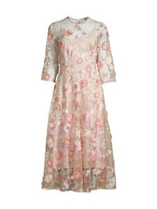 Andiata - Avenir Floral Dress -mekko - 018 PINK CBO | Stockmann