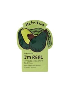 TONYMOLY - I Am Real Avocado Mask Sheet -kasvonaamio | Stockmann