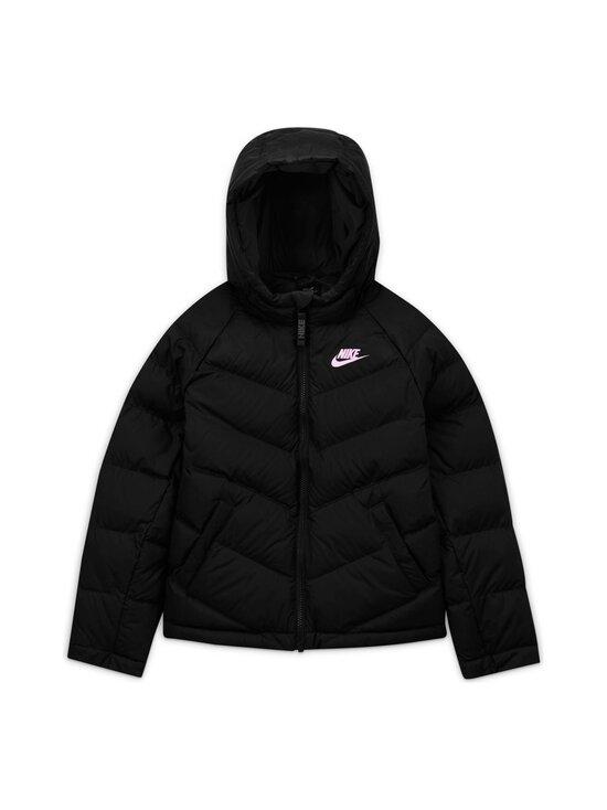 Nike - Sportswear-toppatakki - BLACK/BLACK/BLACK/LT ARCTIC PINK | Stockmann - photo 1