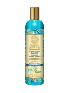Natura Siberica - Organic Oblepikha Hydrolate For Weak And Damaged Hair -shampoo 400 ml   Stockmann