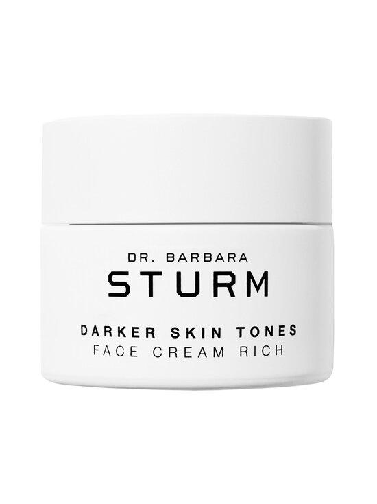 Dr. Barbara Sturm - Darker Skin Tones Face Cream Rich -kasvovoide 50 ml - NOCOL   Stockmann - photo 1