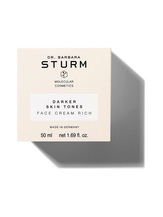 Dr. Barbara Sturm - Darker Skin Tones Face Cream Rich -kasvovoide 50 ml - NOCOL   Stockmann - photo 3