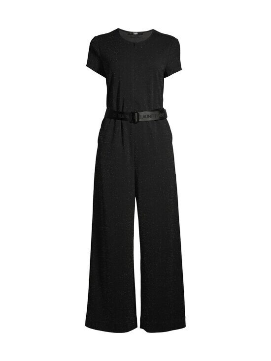 Karl Lagerfeld - Sparkle Jumpsuit -haalari - BLACK | Stockmann - photo 1