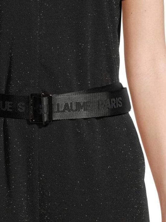 Karl Lagerfeld - Sparkle Jumpsuit -haalari - BLACK | Stockmann - photo 4