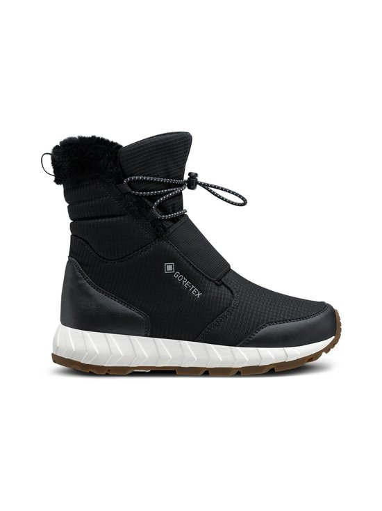 Zero°C - Nydalen Girls Mesh GTX JR -talvikengät - BLACK | Stockmann - photo 1