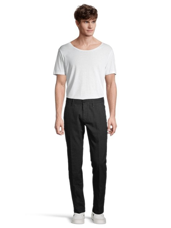 Marc O'Polo - Stig Chinos -housut - L63 DARK BLUE | Stockmann - photo 2