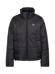 adidas Originals - Puffer -takki - BLACK BLACK   Stockmann