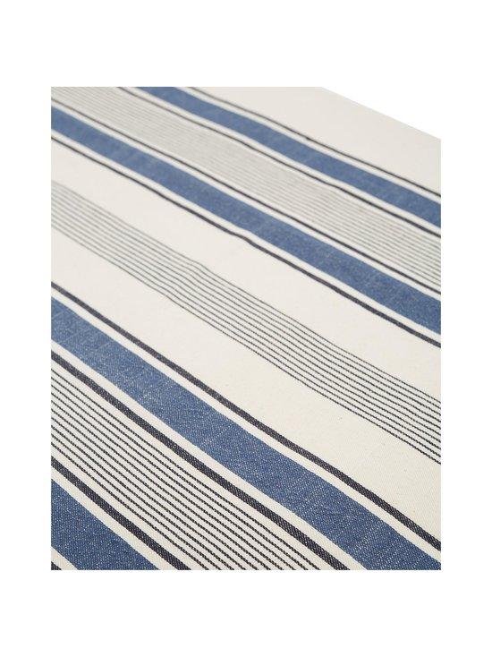 Lexington - Striped Cotton Twill -keittiöpyyhe 50 x 70 cm - WHITE/BLUE | Stockmann - photo 2