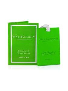 Max Benjamin - Bergamot Ylang Ylang -tuoksukortti - GREEN | Stockmann