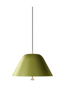 Menu - Levitate Pendant -riippuvalaisin 40 cm - PANTONE 5773 GREEN | Stockmann