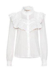 RUE de FEMME - Rimini Shirt -pusero - 02 OFF WHITE | Stockmann