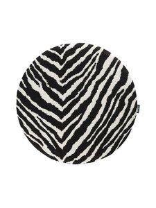 Artek - Zebra-istuintyyny ø 35 cm - MUSTA/VALKOINEN | Stockmann