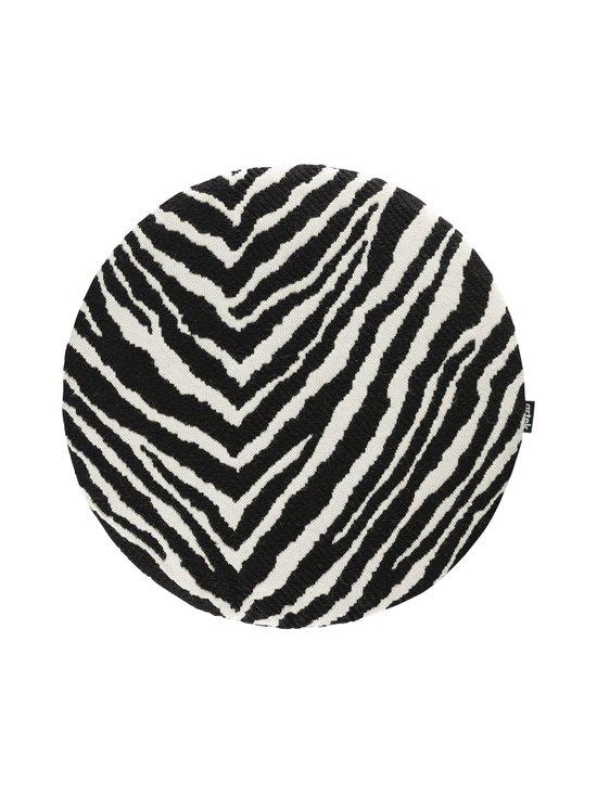 Artek - Zebra-istuintyyny ø 35 cm - MUSTA/VALKOINEN | Stockmann - photo 1