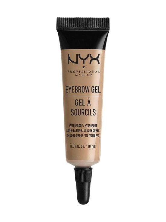 NYX Professional Makeup - Eyebrow Gel -kulmageeli - 01 BLONDE | Stockmann - photo 1