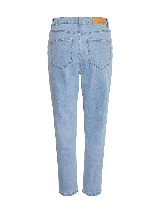 Noisy may - NmKaty HW Slim Mom Jeans -farkut - LIGHT BLUE DENIM | Stockmann - photo 2