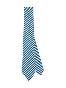Tommy Hilfiger Tailored - SEERSUCKER STRIPE -solmio - 0A4 BLUE/WHITE | Stockmann