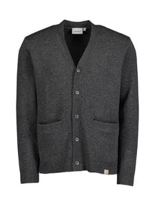 Carhartt WIP - Allen-neuletakki - BLACK HEATHER | Stockmann