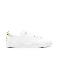 Ted Baker London - Gielli-nahkasneakerit - 99 WHITE | Stockmann