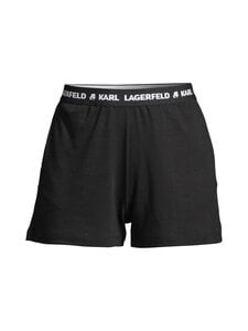 Karl Lagerfeld - Pyjamashortsit - 999 BLACK   Stockmann