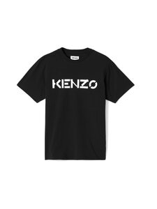 Kenzo - Logo Classic T-Shirt -paita - 99 - SINGLE JERSEY - BLACK | Stockmann