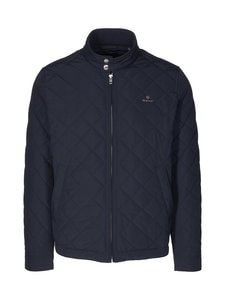 GANT - Quilted Windcheater -takki - 433 EVENING BLUE | Stockmann