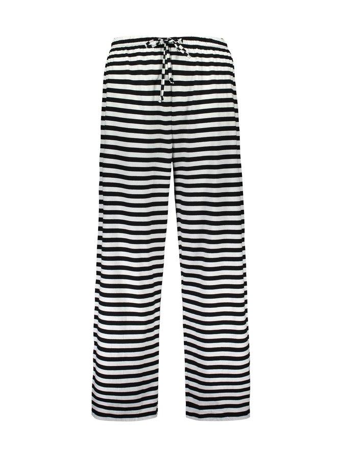 Hiljainen-pyjamahousut