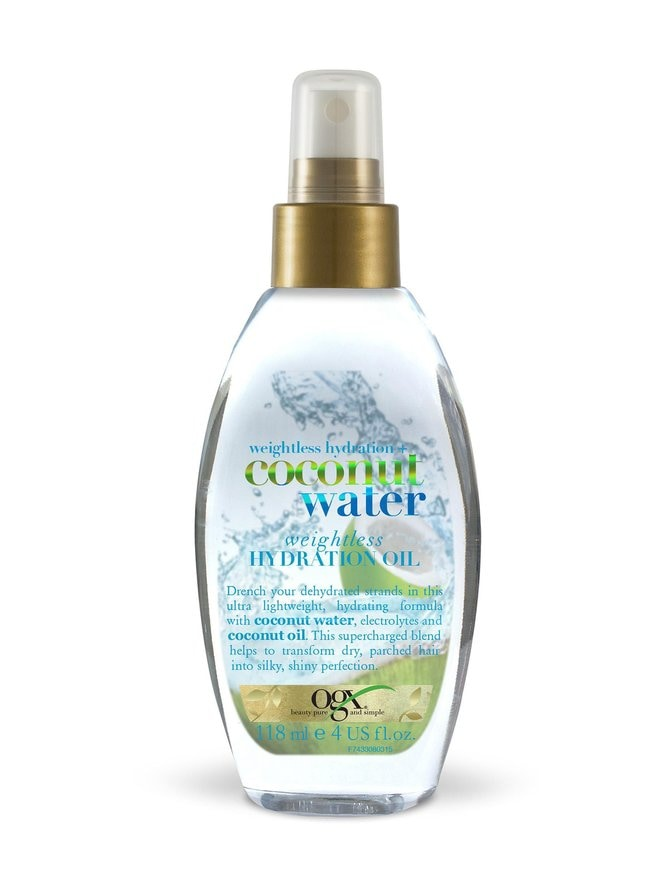 Coconut Water Weightless Hydration Oil -hoitosuihke 118 ml