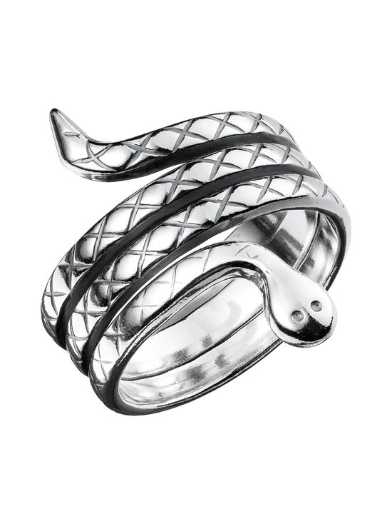 Kalevala - Käärme-sormus - HOPEA   Stockmann - photo 2