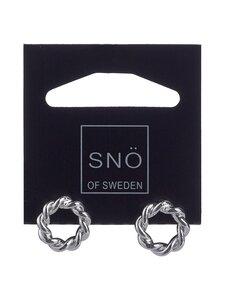 Snö Of Sweden - Way Small Round -korvakorut - PLAIN S | Stockmann