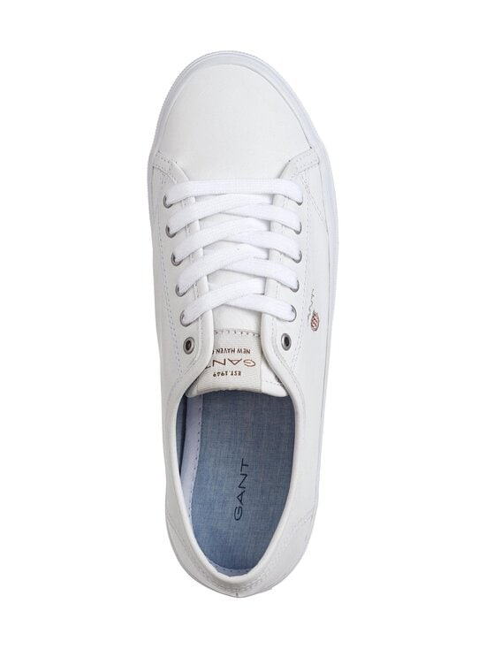 GANT - Preptown-nahkatennarit - G290 BRIGHT WHITE | Stockmann - photo 2