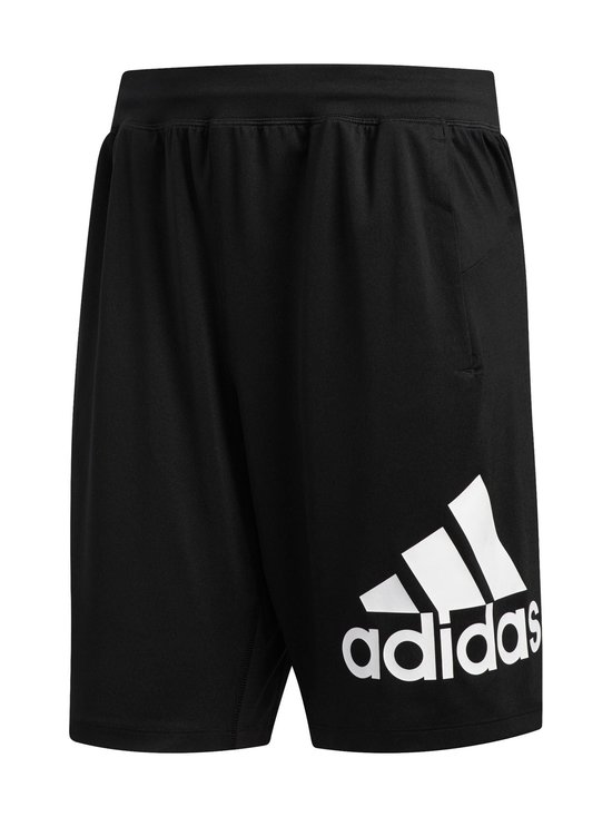 adidas Performance - 4KRFT Sport Badge of Sport Shorts -shortsit - BLACK | Stockmann - photo 1